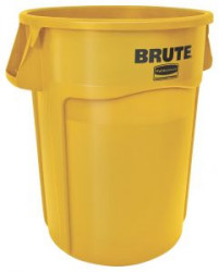 Контейнер для мусора Rubbermaid BRUTE 166,5л FG264300YEL