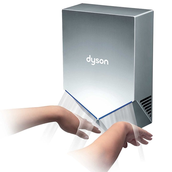 Купить сушилку для рук dyson фен для волос dyson supersonic цена